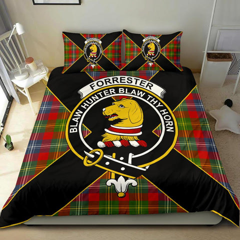 Image of Forrester Tartan Duvet Cover Set - Luxury Style - BN