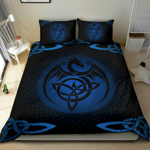 Celtic Dragon Bedding Set | Celtic Bedding Set | Celtic Spirit