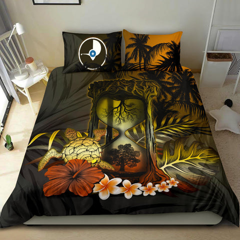 Yap Bedding Set - Tree Of Life Hourglass A18