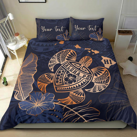 Hawaii Bedding Set