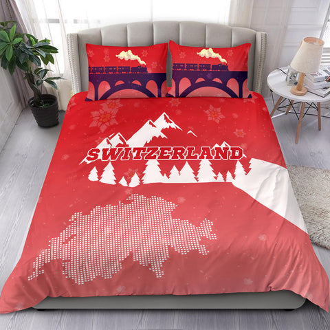 Switzerland Travel Bedding Set K5