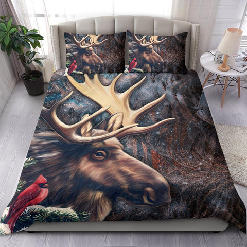 Canada Bedding Set - The Great Moose - BN15