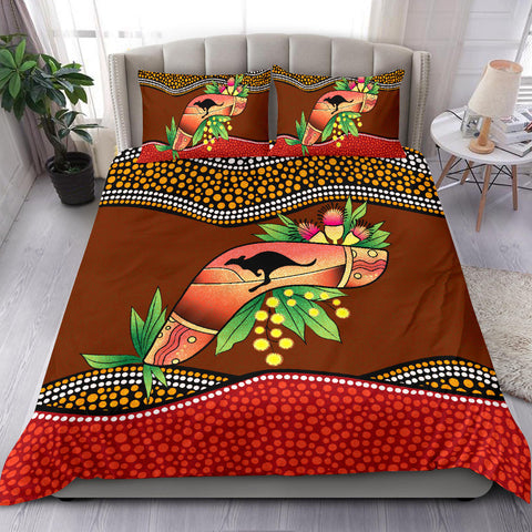 Aboriginal Bedding Set