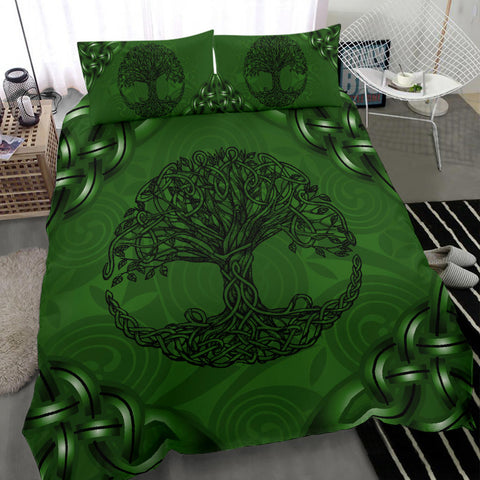 Celtic Tree Bedding Set
