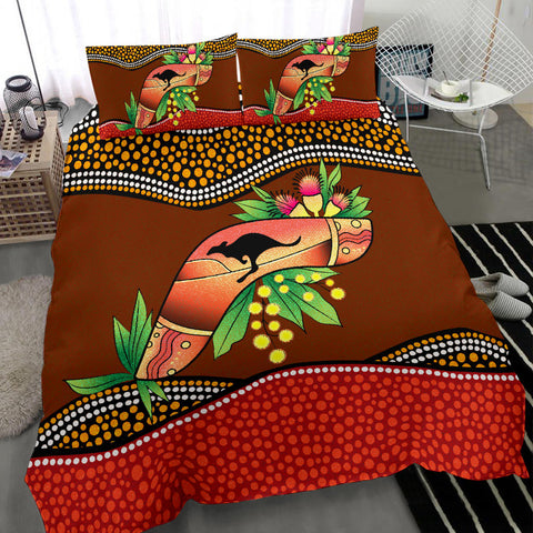 Image of Aussie Kangaroo Bedding Set