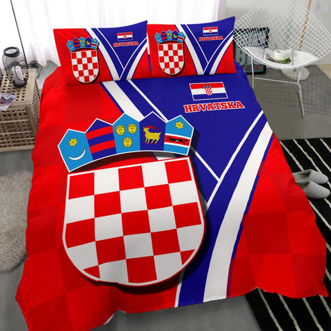 Croatia Bedding Set - Crotian Pride