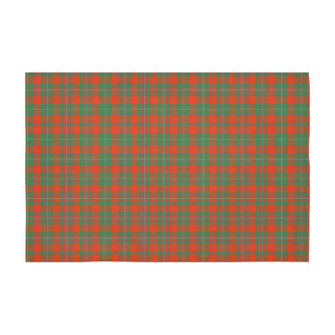 MacGregor Ancient Tartan Tablecloth |Home Decor