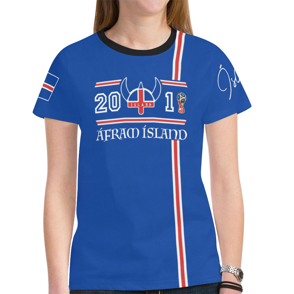17fdfd3693c ICELAND WORLD CUP 2018 (BLUE) T-SHIRT – LoveTheWorld
