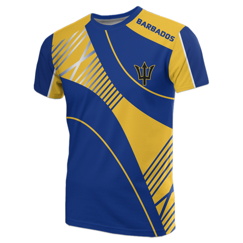Image of Barbados T-Shirt - Increase Version font