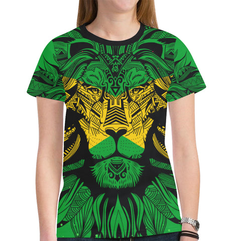 Image of Jamaica Lion T-Shirt - BN09