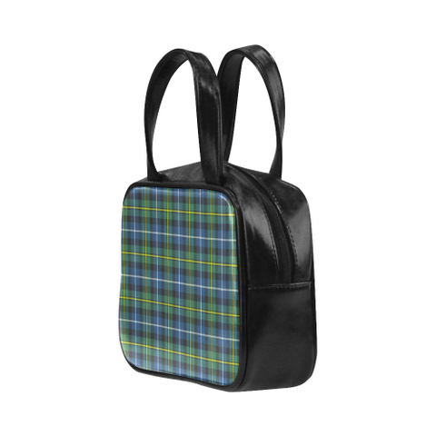 MacNeill of Barra Ancient Tartan Leather Top Handle Handbag - NN5 |Bags| Love The World