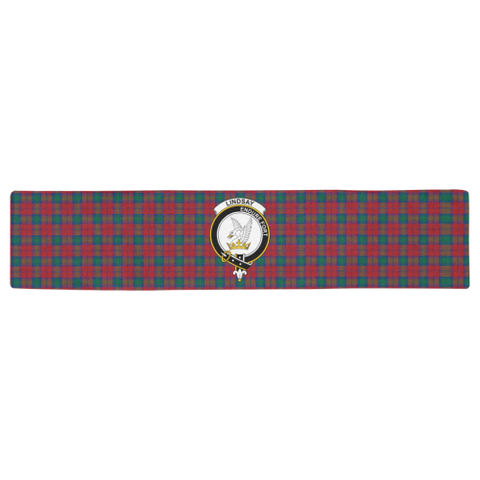 Image of Lindsay Modern Tartan Table Runner - BN04