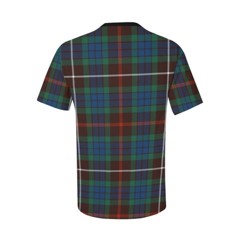 Fraser Hunting Ancient Tartan T-Shirt | Scottish Pocket Tees | Men & Women Clothing
