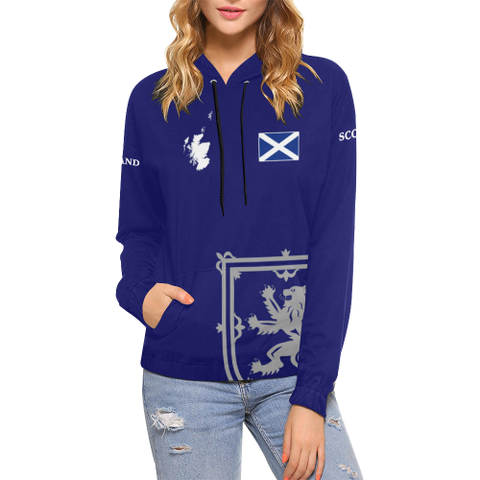 Scotland And Scottish Symbols Hoodie