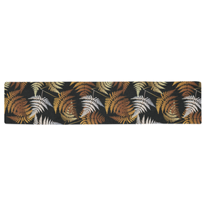New Zealand Table Runner - Silver Fern 01 A2