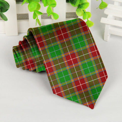 Image of Baxter Modern Tartan Tie TH8