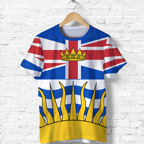Canada British Columbia T Shirt | Clothing | 1sttheworld