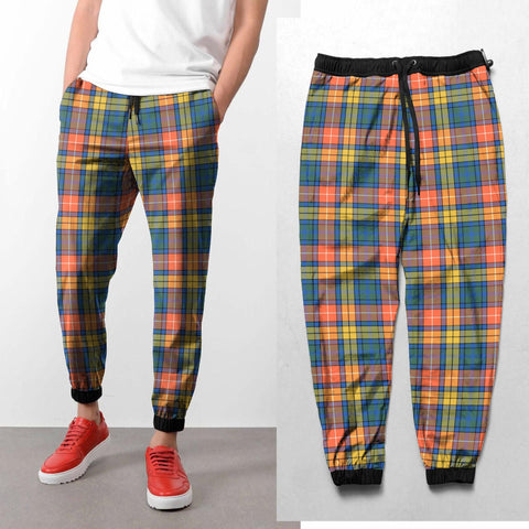Tartan Sweatpant - Buchanan Ancient | Great Selection With Over 500 Tartans