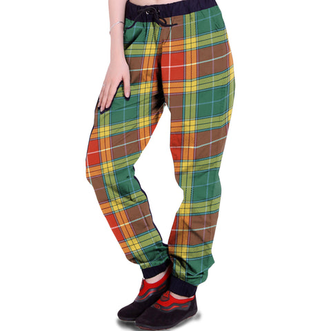 Tartan Sweatpant - Buchanan Old Sett | Great Selection With Over 500 Tartans