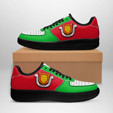 Image of Burundi Sneakers - Like Air Force 1 (Women/Men) | Fast Shipping | High Quality