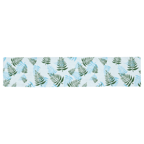 New Zealand Table Runner - Silver Fern 10 A2