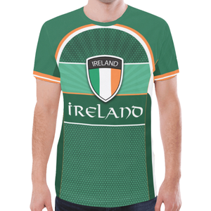 Flag New All Over Print T-shirt Ireland