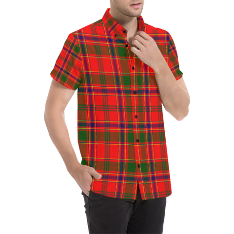 Tartan Shirt - Munro Modern | Exclusive Over 300 Clans and 500 Tartans