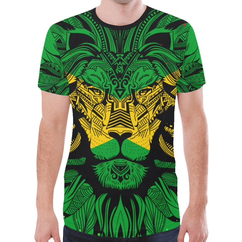 Jamaica Lion T-Shirt - BN09