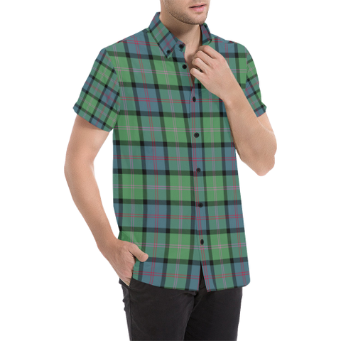 Image of Tartan Shirt - Macthomas Ancient | Exclusive Over 300 Clans and 500 Tartans