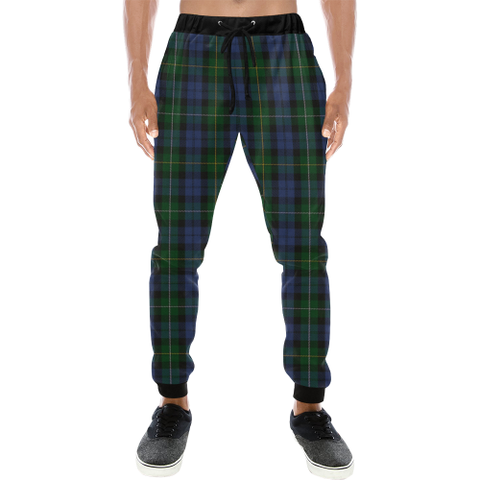 Tartan Sweatpant - Campbell Of Loudon A9