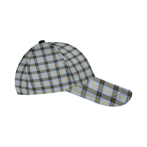 Image of Bell of the Borders Clan Badge Tartan Dad Cap - BN03