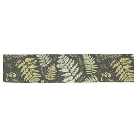 New Zealand Table Runner - Silver Fern 16 A2