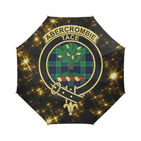 Abercrombie Tartan Umbrella Golden Star TH8