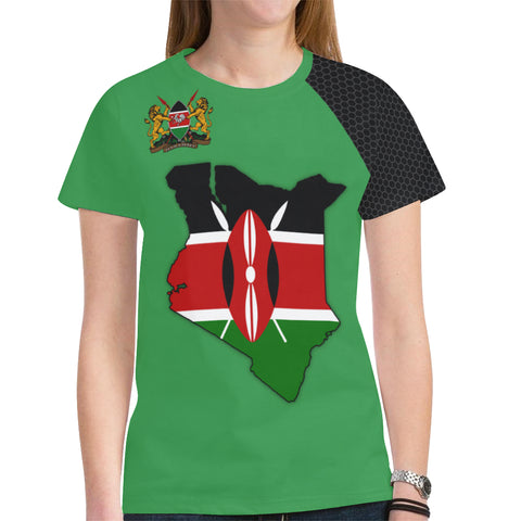Kenya Map Special T-Shirt | High Quality | Hot Sale