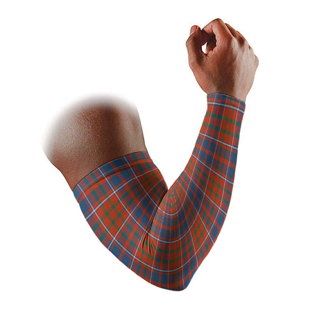 Cameron of Lochiel Ancient Tartan Arms Sleeve - BN
