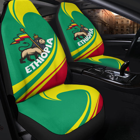 Ethiopia Car Seat Covers Lattar A15