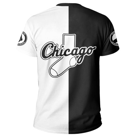 Chicago Baseball T Shirt K5