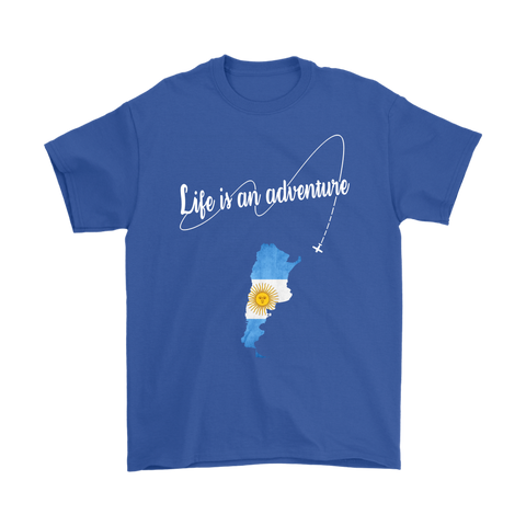 Image of Argentina An Adventure T-shirt H5