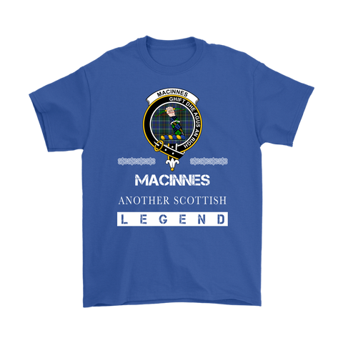 MacInnes Scottish Legend T-shirt And Hoodie A9
