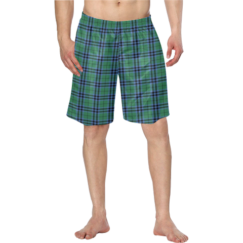 Image of Keith Ancient Tartan Swim Trunk HJ4