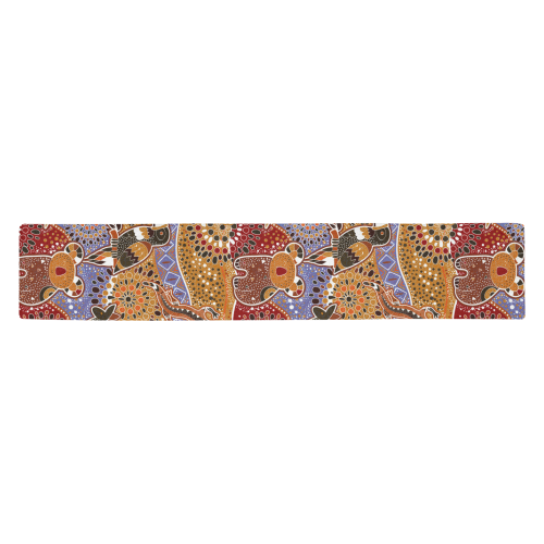 Australia Bohemian Table Runner 1sttheworld Com