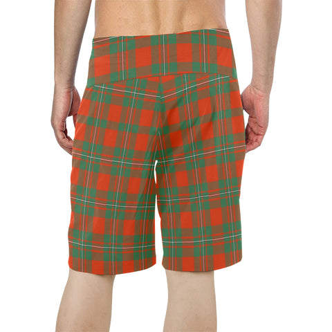 MacGregor Ancient Tartan Board Shorts TH8