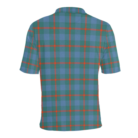 Image of Agnew Ancient Tartan Polo Shirt HJ4