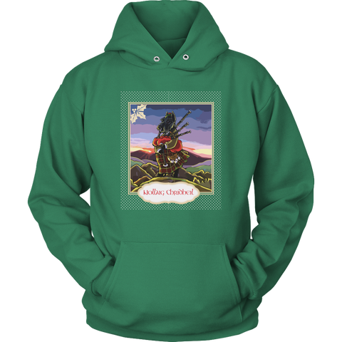 Image of Nollaig Chridheil Terrier T-shirts And Hoodies | Special Custom Design
