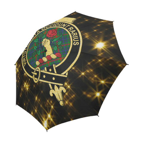 Aiton Tartan Umbrella Golden Star