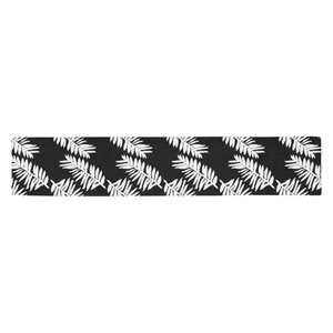 New Zealand Table Runner - Silver Fern 11 A2