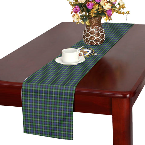Image of Baillie Modern Tartan Table Runner - BN04
