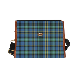 Weir Ancient Canvas Handbag