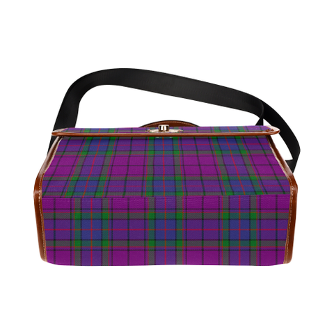 Wardlaw Modern Tartan Plaid Canvas Bag | Online Shopping Scottish Tartans Plaid Handbags