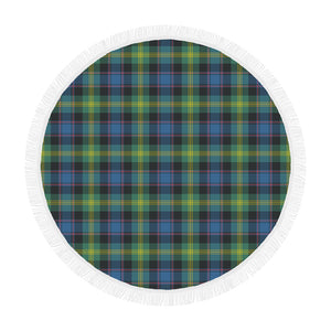 WATSON ANCIENT TARTAN BEACH BLANKET th8